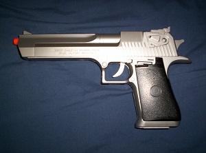pistolt réplique airsoft